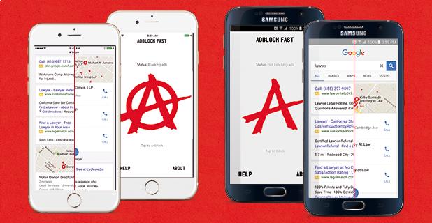Adblock Fast: The world's fastest ad blocker